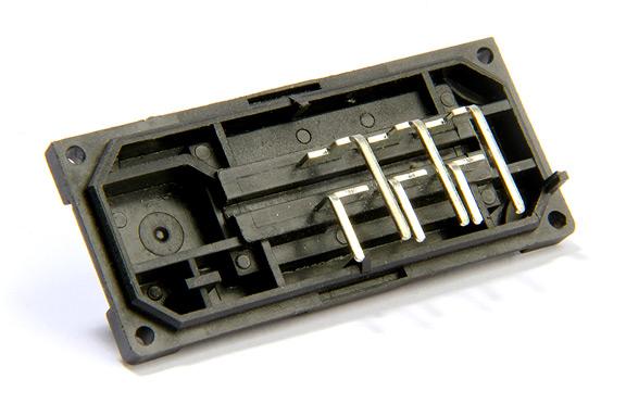 conector de 6 terminais